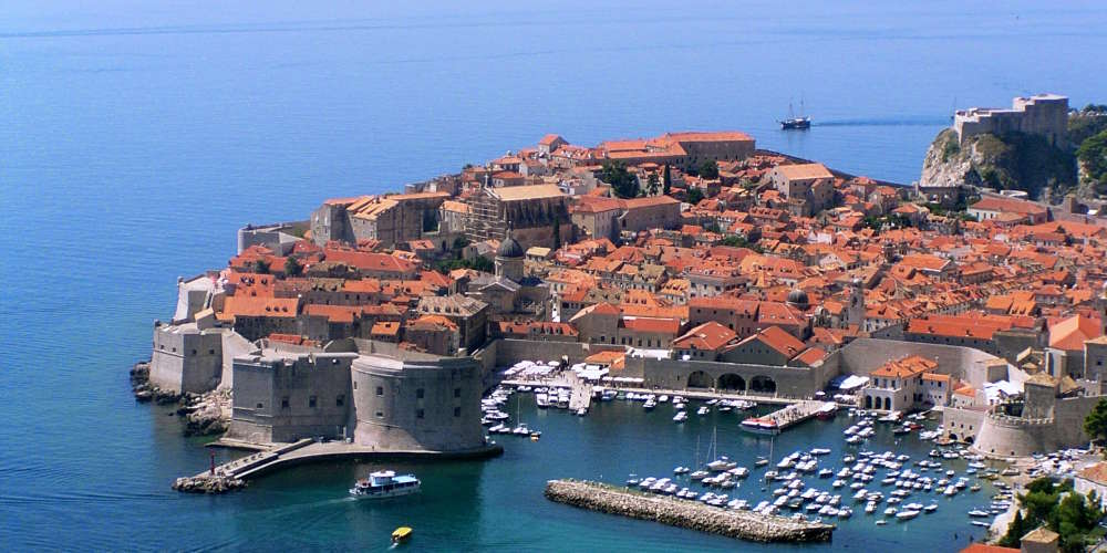 8. Dubrovnik - Kroatien