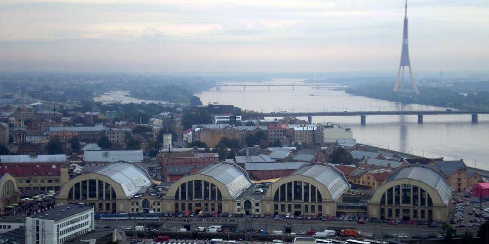 2. Riga - Lettland
