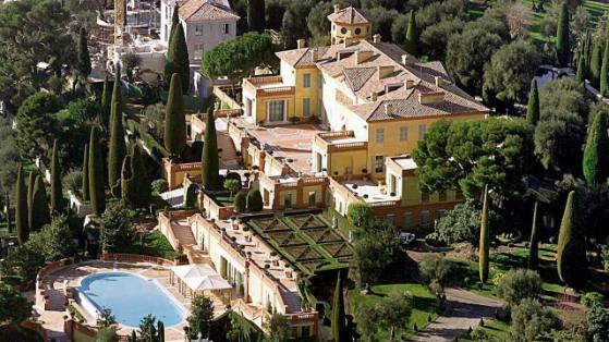 2. Villa Leopolda