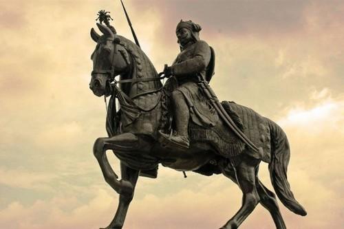10. Chetak, das Kriegspferd