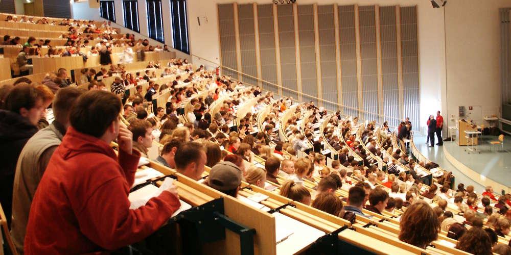 Top 10 beliebter Studiengänge in Deutschland