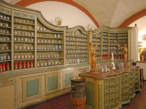 5. Deutsches Apotheken-Museum - Heidelberg