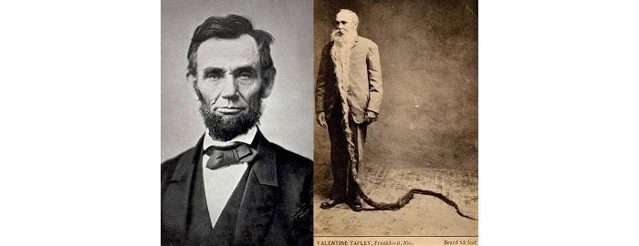Abraham Lincoln & Valentine Tapley